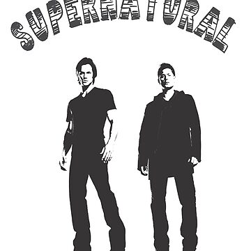 Supernatural TV by culturageekstor