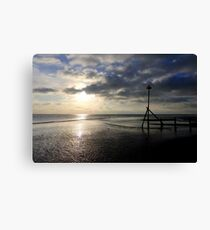 Selsey Bill Canvas Print