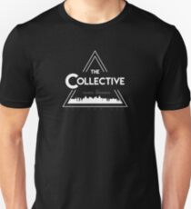 The Collective Logo (White) T-Shirt