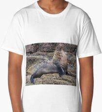 Australian Fur Seal 1 Long T-Shirt
