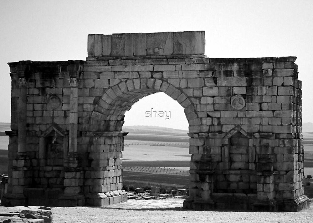 Triumphal Arch by shay