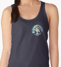 Diana Cavendish Circular Portrait - Little Witch Academia Women's Tank Top