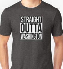 Straight Outta Washington T-Shirt
