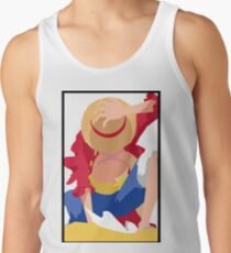 MONKEY D. LUFFY ONE PIECE Tank Top