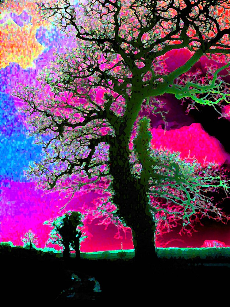 Neon Sky by wysiwyg