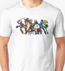 Persona 4 TWEWY style T-Shirt