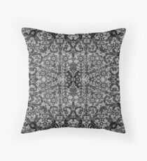 Lace Variation 24 Throw Pillow