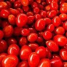 Cherry Tomatoes by Thaddeus Zajdowicz