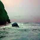 Twilight Seascape by wysiwyg