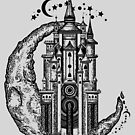 Moon Palace Black by EsotericExposal