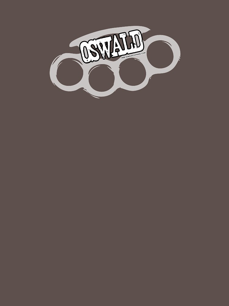 Oswald Knuckles by oswaldclothing
