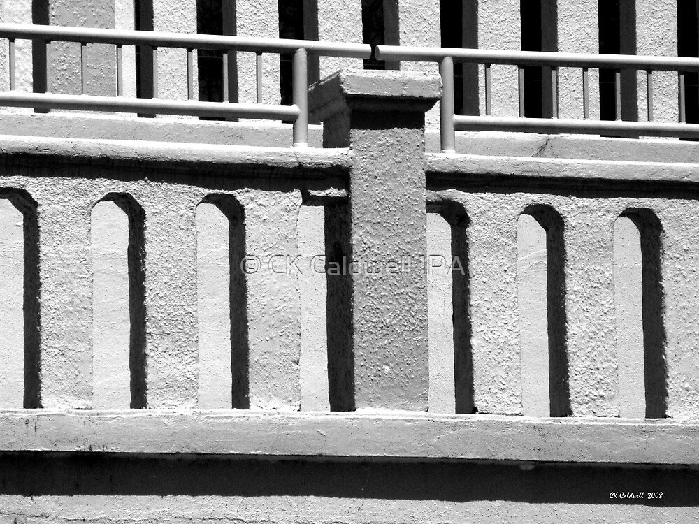 Window Wall by © CK Caldwell IPA