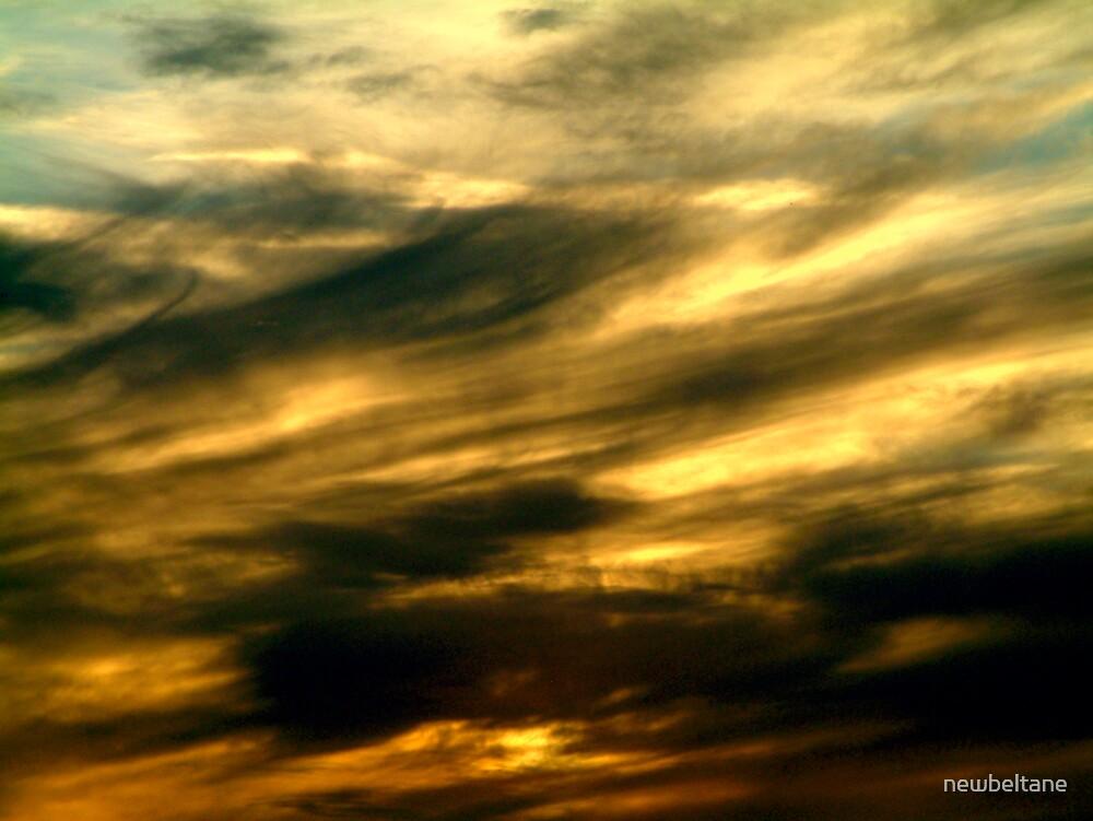 Cloudscape by newbeltane
