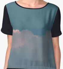 Simply Clouds. Women's Chiffon Top