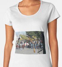 pass in review Women's Premium T-Shirt