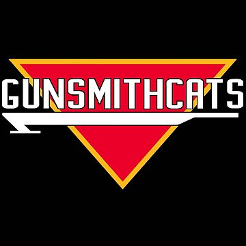 Gunsmith Cats  by misterspotswood