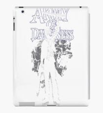 Army of darkness film T-shirt iPad Case/Skin
