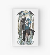 AT NOON Hardcover Journal