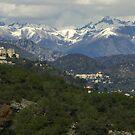 Village de provence - France by Christophe Dur