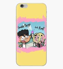 Lil Pump + Smoke Purpp Phone Case iPhone Case