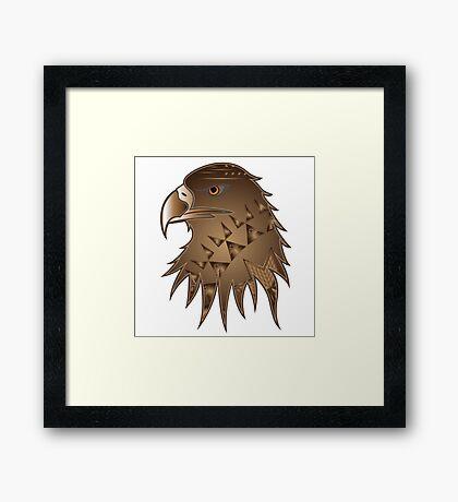 Eagle Nation Framed Print