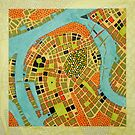 cypher number 19 - koblenz  (original sold) by federico cortese