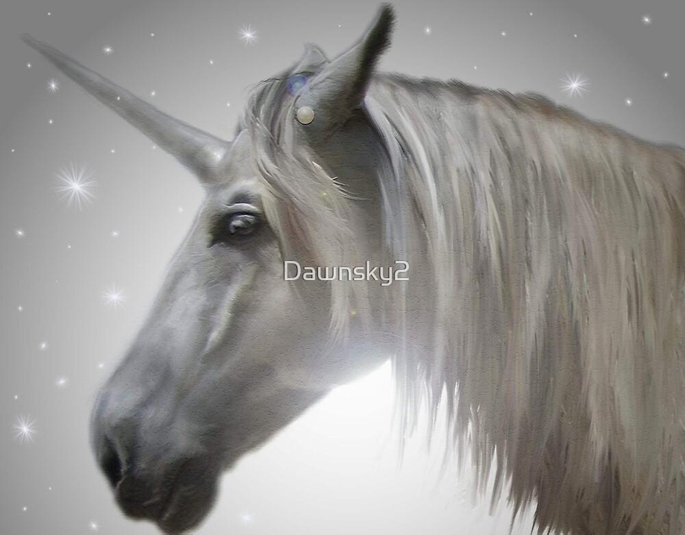 Unicorn by Dawnsky2