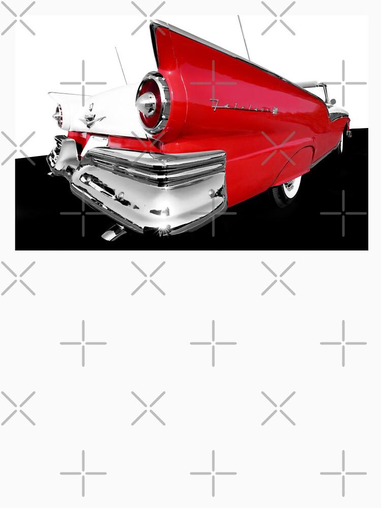 1957 Ford Fairlane 500 - hoher Kontrast von mal-photography