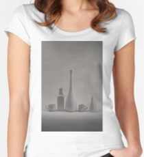 Figurative expression Women's Fitted Scoop T-Shirt