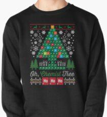 Oh Chemist Tree Merry Christmas Chemistree Chemistry T-Shirt