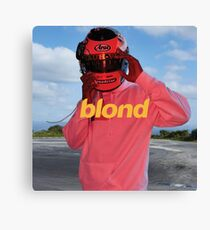 blonde frank ocean wall tapestry (cheap!) Canvas Print
