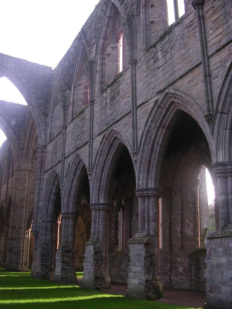 Inside Tintern by amber cuenca