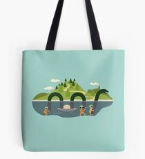 Nothing but the truth Tote Bag