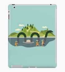 Nothing but the truth iPad Case/Skin