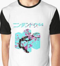 N64 Cherry Graphic T-Shirt
