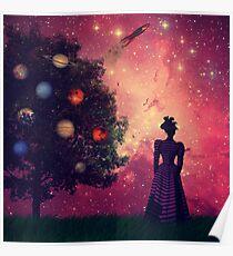 Planetarisch Poster
