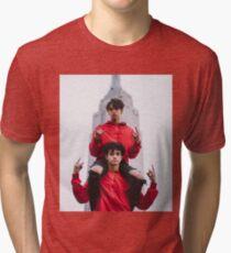 red dobre Tri-blend T-Shirt