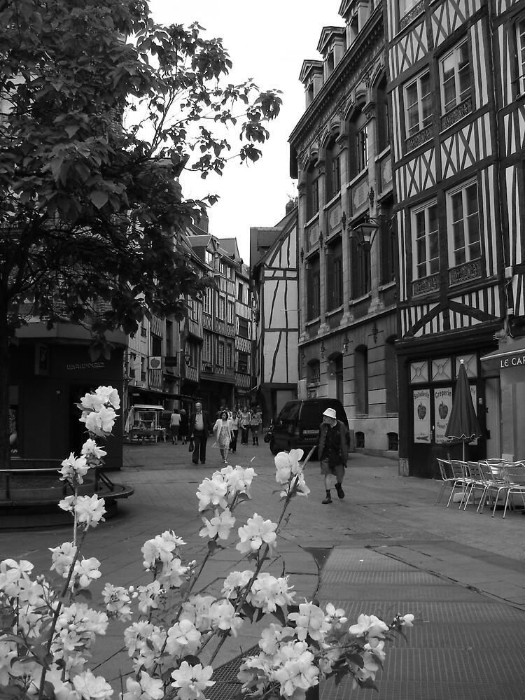 Rouen by amber cuenca