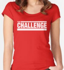 MTV The Challenge Women's Fitted Scoop T-Shirt