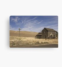 A BED AND BREAKFAST?? Canvas Print