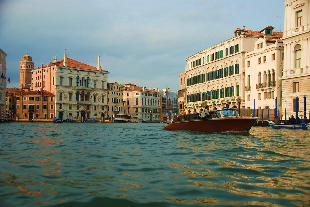 The Grand Canal by Susan6110
