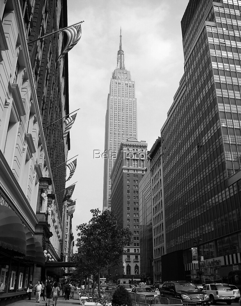 34th Street by Béla Török
