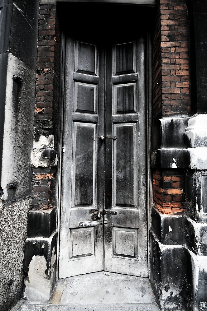 Spooky Door!!! by NrthLondonBoy