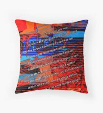 Interlinked - Blade Runner 2049 Throw Pillow