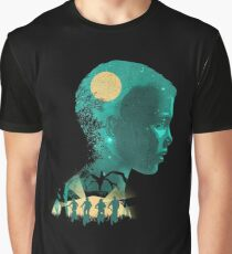 Stranger Shirt Blue Graphic T-Shirt