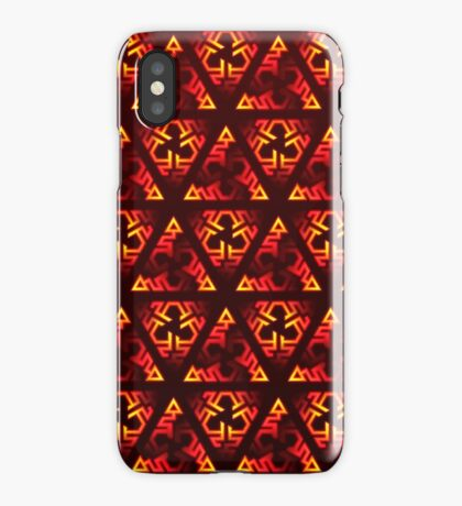 Trinitronium iPhone Case