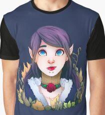 Sweet Vampire Graphic T-Shirt