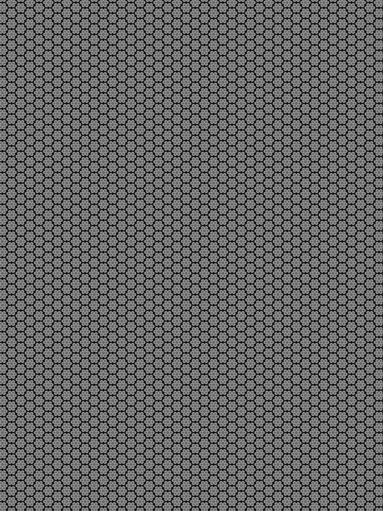 «Motif noir et gris» par RosaLeeDesign