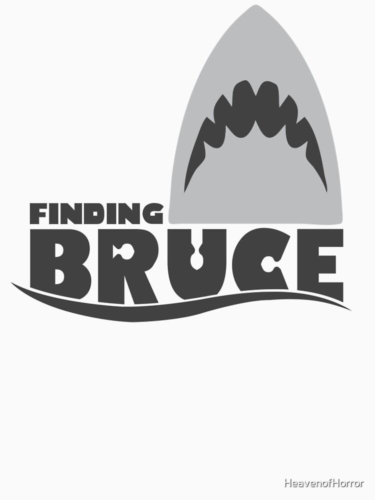 Finding Bruce (Finding Dory inspired horror) by HeavenofHorror