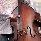Bass-is by Nina Simone Bentley